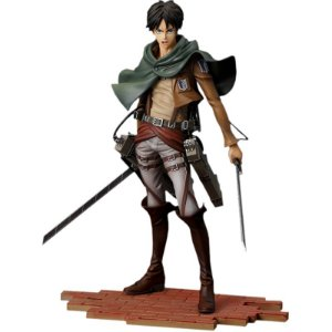 Eren Yeager Statue Brave-act Attack On Titan