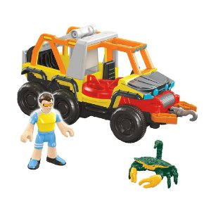 Imaginext Resgate Costeiro Oceano - Mattel - Fisher Price