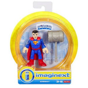 Superman DC Super Friends Imaginext - Mattel
