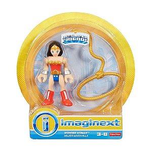 Mulher Maravilha DC Super Friends Imaginext - Mattel