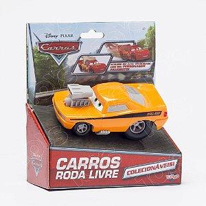 Snot Rod Roda Livre Colecionáveis 13cm Carros Disney