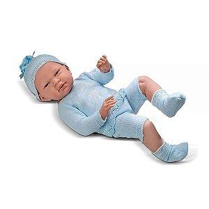 Bebê Reborn Baby Robbie Elegance - Baby Brink