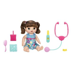 Baby Alive Doces Lágrimas Morena- Hasbro
