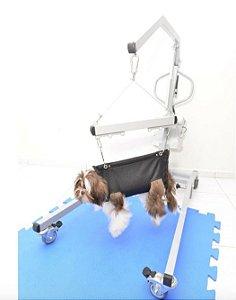 Vet LIFT (guindaste para reabilitação animal)