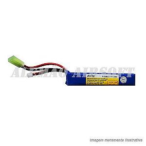 Bateria LIPO 11.1v - 900mah - 15c - FFB-005