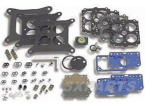 Kit Reparo Carburador Holley Quadrijet Original