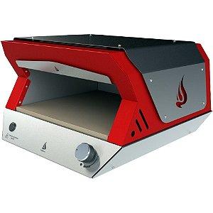 Forno de pizza a gás DFX 400 - DINOXX