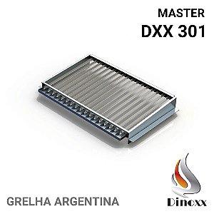 Grelha argentina (opcional) para churrasqueira Master DXX 301 - DINOXX