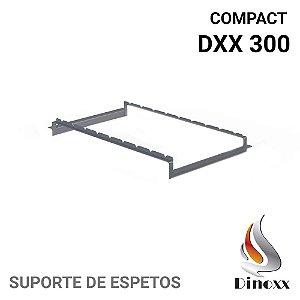 Suporte de espetos (opcional) para churrasqueira Compact DXX 300 - DINOXX