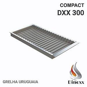 Grelha uruguaia (opcional) para churrasqueira Compact DXX 300 - DINOXX