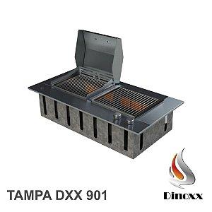 Tampa para churrasqueira DXX 901 - DINOXX