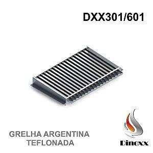 Grelha Argentina (opcional) para churrasqueira DXX 301/601 - TEFLONADA - DINOXX