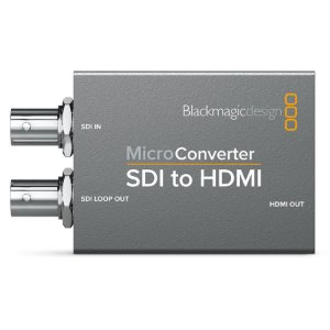 MicroConversor Blackmagic SDI para HDMI