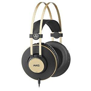 Fone de ouvidos profissional AKG K92