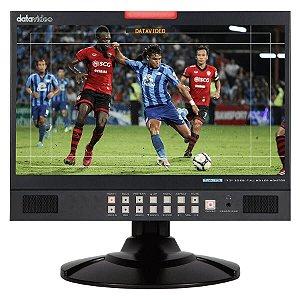 """Datavideo Monitor TLM-170L LCD 17.3"""" 3G -SDI FULL HD"""
