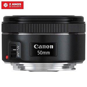 Lente Canon EF 50mm f/1.8 STM