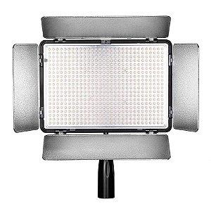 Iluminador LED Greika TL-600 AS com Controle Remoto Wi-Fi