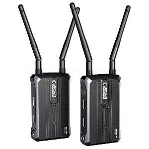 Hollyland Mars 300 Dual HDMI Transmissor e Receiver de Vídeo Sem Fio
