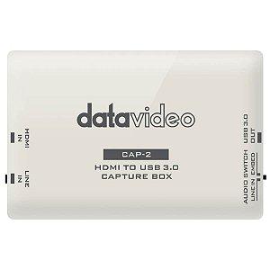 Datavideo Cap-2 HDMI para USB 3.0