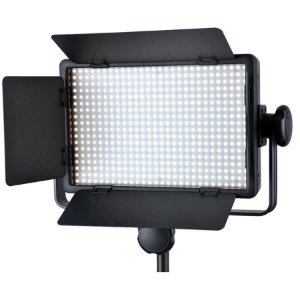 Iluminador de Vídeo LED Godox LED500C Bi-Color