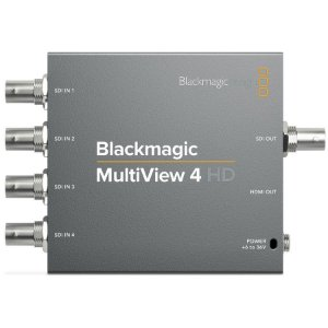 Blackmagic MultiView 4 HD