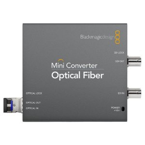 Blackmagic MiniConversor Optical Fiber