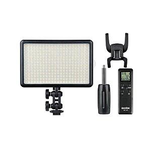 Iluminador de LED Godox LD-308C Para DSLR