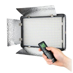 Iluminador LED500LR Godox Bi-Color