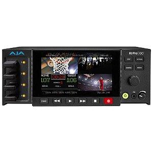 AJA Ki Pro GO Gravador e Player Multicanal H.264 USB 3.0