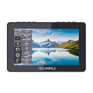 """Monitor FeelWorld F5 Pro 5.5"""" V2 4K HDMI IPS"""