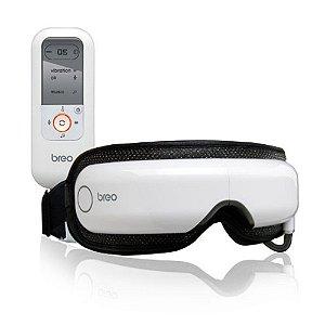 Massageador Eletrônico Terapêutico Região Olhos e Cabeça Eye Massager Isee original Breo® 371