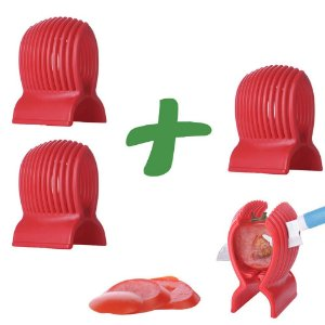 Pague 2 Leve 3 Fatiador de Tomates Tomato Slicer® Na Shoppstore
