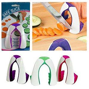 Protetor de Dedos Safe Slice® - Lilás