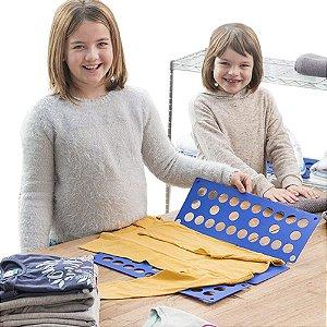 Dobrador de Camisetas e Dobrador de Camisas, Clothes Folder® Infantil