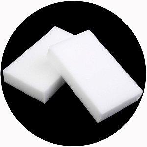 Esponja Mágica Melamina 100% Original Sponge Magic Eraser® da Shoppstore Kit 2 unid.