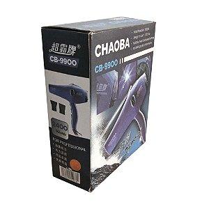 Super Secador de Cabelos Profissional 2400 W Mod CB 9900 Marca: Chaoba® 220v