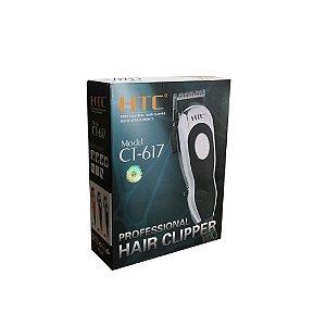 Máquina de Cortar Cabelos na Shoppstore Professional mod C-617 Hair Clipper HTC® 220v