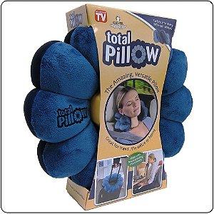 Total Pillow Travesseiro Polivalente 4 x 1 na Shoppstore Original Marca: Total Pillow®
