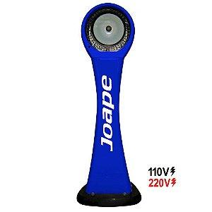 Climatizador Cassino Pedestal 2019 100 lts Econômico/Potente 160W Fluxo Ar 2.760m³/h Marca:Joape Cor Azul