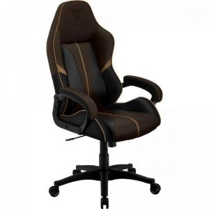 Cadeira Gamer Profissional AIR BC-1 Boss Brown Coffee THUNDERX3