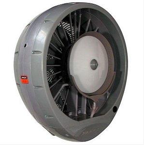 Climatizador Guarujá Mod.2020 Econômico/Potente Consumo 230W Fluxo Ar 12.000m³/h Marca:Joape Cor Cinza
