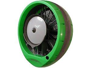 Climatizador Copacabana 2020 Econômico/Potente Consumo 200W Fluxo Ar 10.000m³/h Marca:Joape Cor Verde