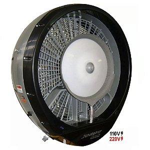 Climatizador 660 Mod.2020 Econômico/Potente Consumo 200W Fluxo Ar 10.000m³/h Marca:Joape Cor Preto