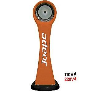 Climatizador Cassino Pedestal 2019 Econômico/Potente 160W Fluxo Ar 2.760m³/h Marca:Joape Cor Laranja