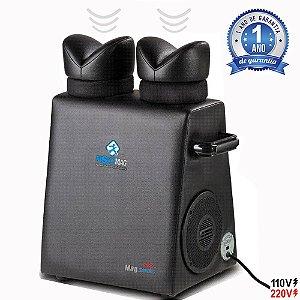 Ativador Circulação Diabetes, Hipertensão, Arteriosclerose Fisiomag By Shoppstore® Vibração100%Passiva Bivolt 110/220v