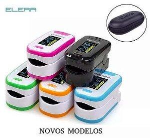 Oximetro de Dedo - Várias cores