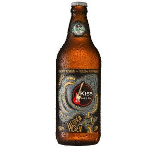 Cerveja Pilsen Kiss FM