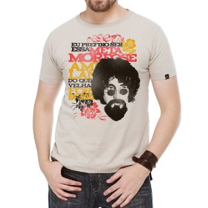 Camiseta Masculina Metaforfose