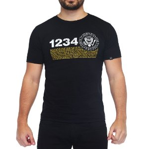 Camiseta Masculina Ramones