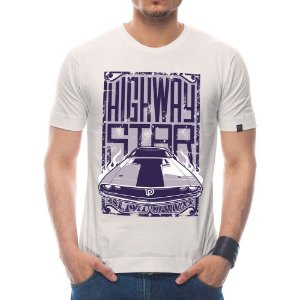 Camiseta Masculina Highway Star